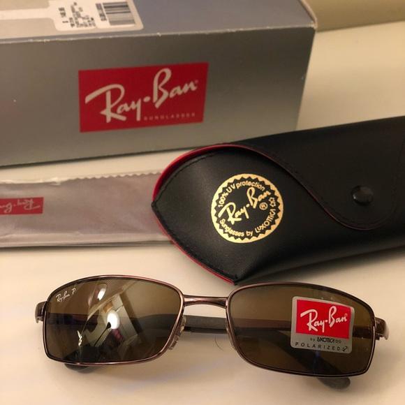 de94d46e7d2b Ray-Ban Accessories   Ray Ban Polarized Sunglasses Rb 3194   Poshmark